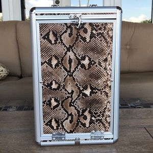5 Drawer Carrying Jewelry Box